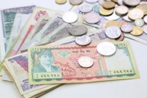 外国の通貨
